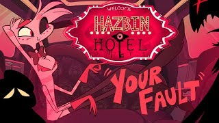 "HAZBIN HOTEL -(CLIP)- ""Your Fault"" NOT FOR KIDS"