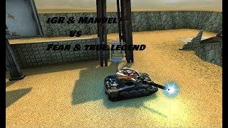 iGR & Manuel vs Fear & True.Legend