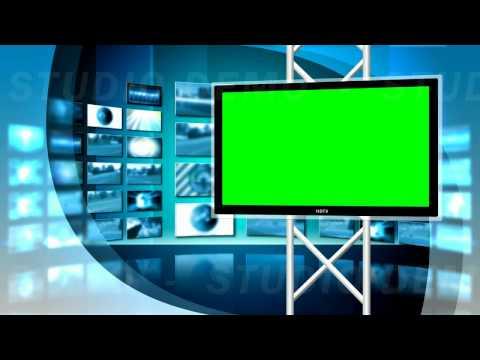 Экран длястудии