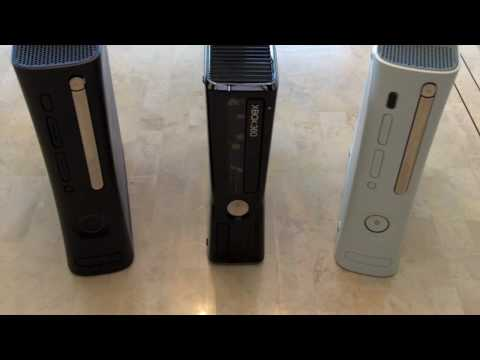 New Xbox 360 Slim Review and Comparison