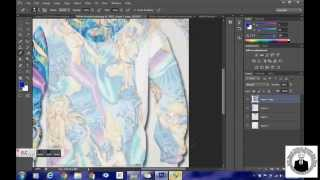 How To: Make a Clothing Design w/ Photoshop CS6