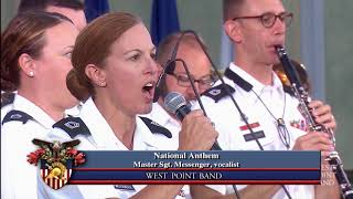 34 The Star Spangled Banner 34 By Soldiers Of The West Point Band U S National Anthem