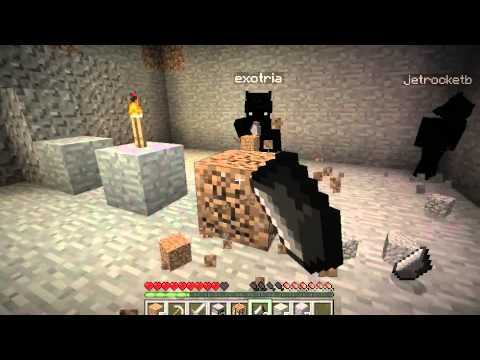 Minecraft SMP: Gremlin Server Invasion: Part 1