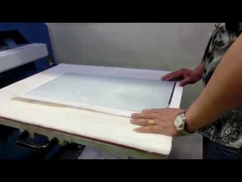 China Small Glass Heat Transfer Press Machine , Heat Printing Machine For Aluminum