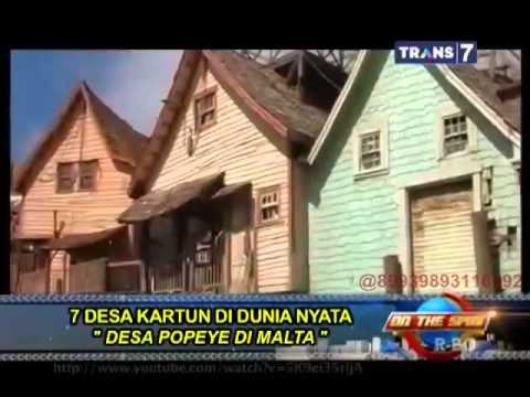 On The Spot - 7 Desa Kartun Di Dunia Nyata video