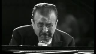 Claudio Arrau Beethoven 34 Moonlight Sonata 34 Full