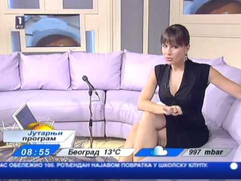 Maja Nikolic Japundza Sexy Bataci . video