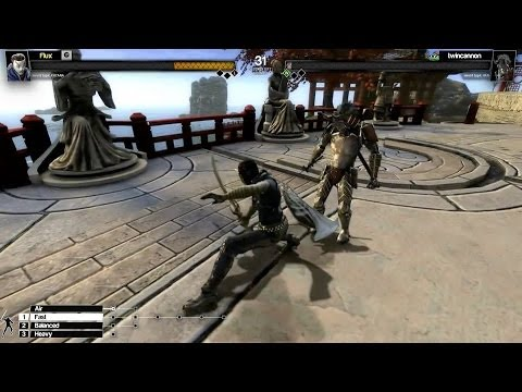 Blade Symphony - Gameplay Trailer