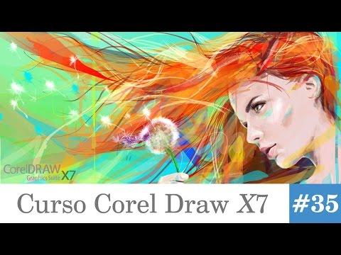 Curso Corel Draw X7 - Trabalhando com Formatos Cap 35