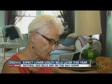 Expect lower utility bills later this year