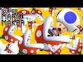 """YOU GUYS ARE GOOD AT BRINGING OUT MY RAGE"" - [SUPER MARIO MAKER] thumbnail"
