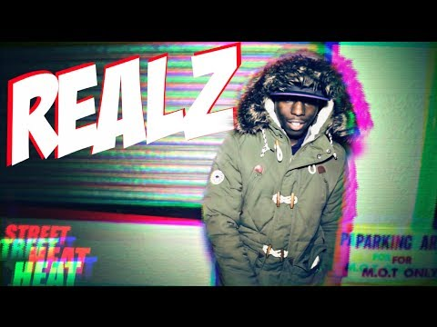 Realz - #StreetHeat Freestyle [@RlzWorld] | Link Up TV