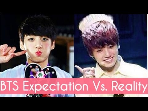 BTS : Expectation Vs. Reality #3 (Fetus Edition)