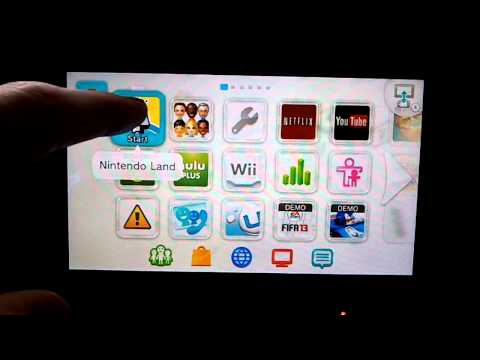 Nintendo Wii U April Update!!! (original)