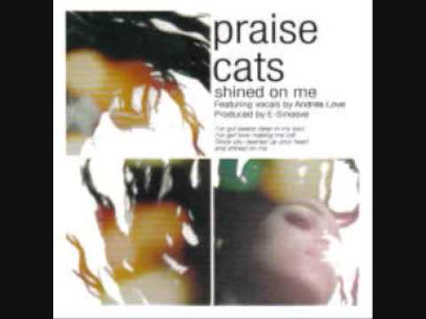 Praise Cats Shined On Me Youtube