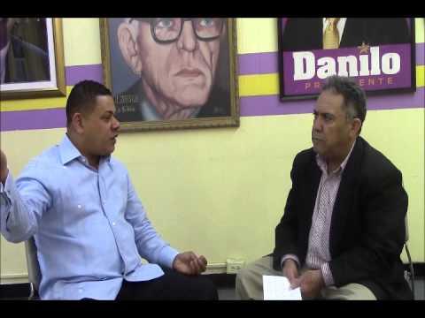 ENTREVISTA EXCLUSIVA A CARLOS FELIZ, DIRIGENTE DEL PLD, EN LOS EE UU