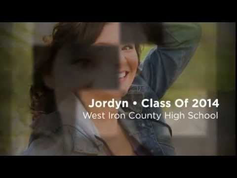 Jordyn • Class Of 2014 • West Iron County High School • Ella Grace Photography