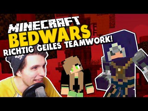 NEUE MAP FARMLAND & EINE FRAU NAMENS RÜDIGER ✪ Minecraft Bedwars Woche Tag 16 mit Venicraft