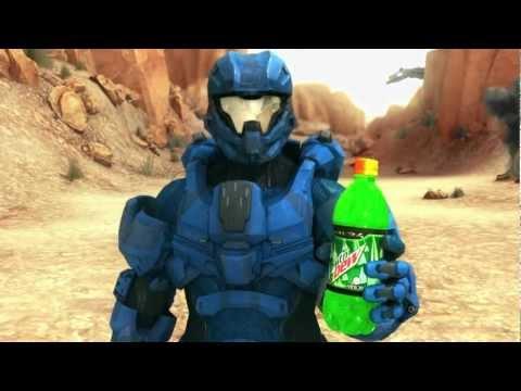 Halo 4 Comercial Doble XP Mountain Dew-HD