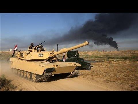 Iraqi Forces Launch Operation to Retake Fallujah