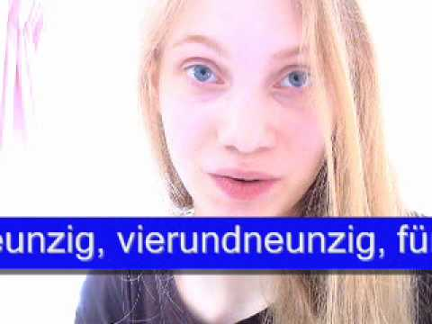 Learn German - Numbers (Zahlen)