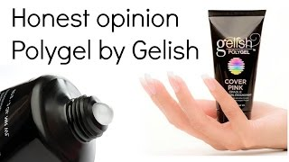 How to apply Polygel by Gelish | Review and feedback