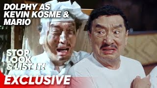 Dolphy's Funniest Scenes in Daddy O, Baby O! and Home Along da Riles | Stop, Look, and List It!