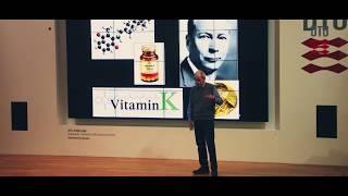 Kemiingeniør fik Nobelprisen for K-vitamin [foredrag] - Teknologihistorie DTU