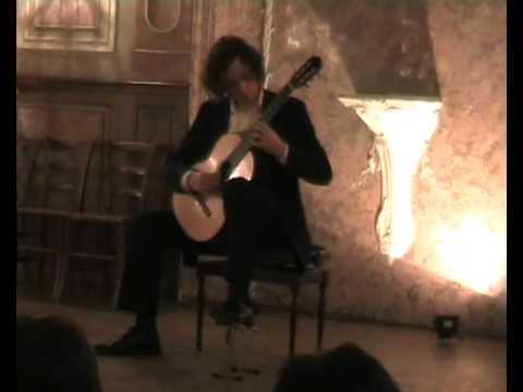 A. Ginastera - Sonata - I. Mvt. / Michal Svoboda