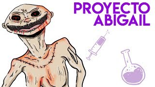 PROYECTO ABIGAIL: Primer EXPERIMENTO del AREA 51| Draw My Life
