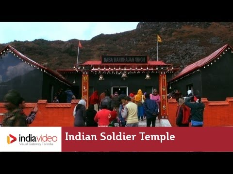 Baba Harbhajan Singh Temple, a temple dedicated to an Indian soldier Harbhajan Singh, is loacted in the north-eastern state of Sikkim. For more click on - ht...