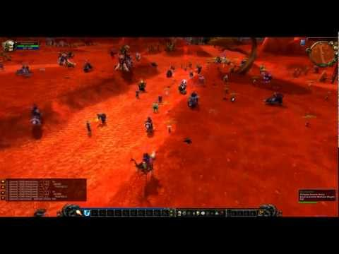 Athene's Gnome Army - Orgrimmar attack HD