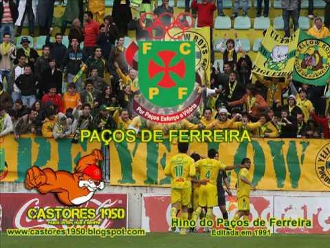 Hino Oficial do FC Pa�os de Ferreira