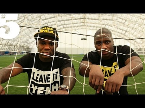 Frimpong & Lethal Bizzle DENCH | #5 Players Lounge