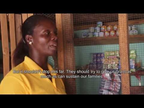 Plan Liberia Ebola Response Success Story: Survivors Cash Grant