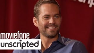 Paul Walker Tattoos | 'Fast & Furious 6' Unscripted | Moviefone