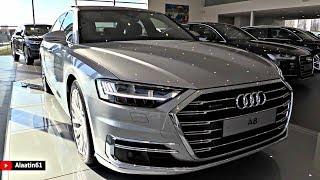 Audi A8 2019 luxury