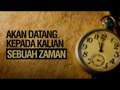 Akan Datang Kepada Kalian Sebuah Zaman - Ustadz Andi Abu Fadhillah