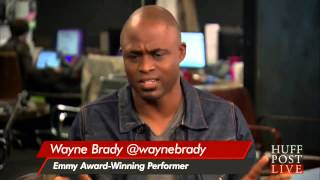 Wayne Brady To Bill Maher