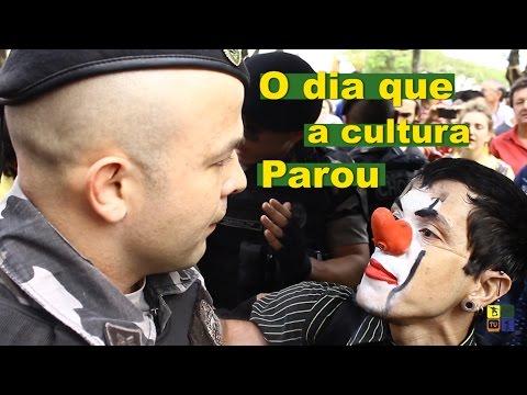 O dia que a cultura parou