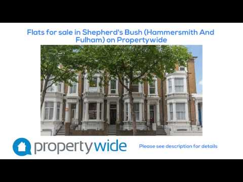 Flats for sale in Shepherd's Bush (Hammersmith And Fulham) on Propertywide