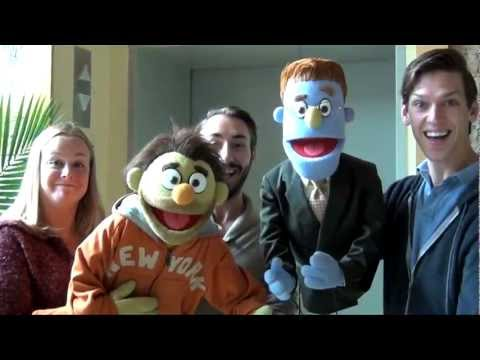Avenue Q Behind the Scenes