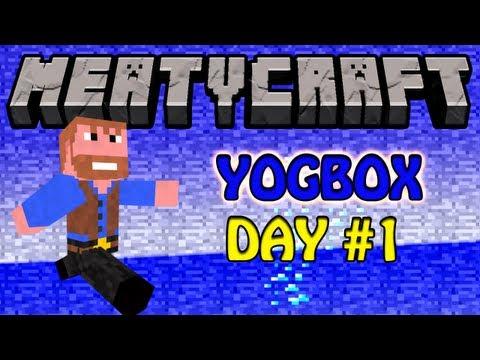 Meatycraft - The yogbox challenge Day 1