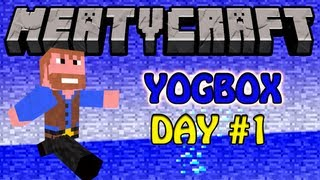 Meatycraft - The yogbox challenge Day 1