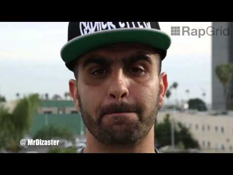 Dizaster Responds To Fight Footage: billy Boondocks Is The Aids Virus Of Battle Rap video