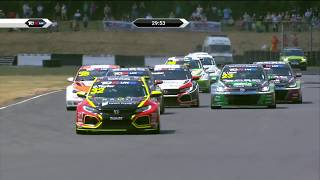 TCR UK Race Weekend @ Castle Combe - Sunday Live Stream Part 2