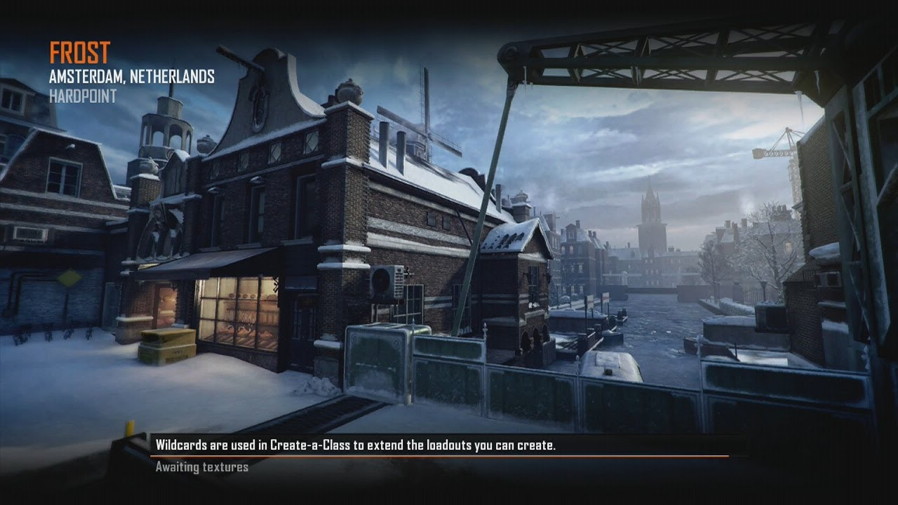New Bo2 Gametype One Flag Ctf New Map Frost