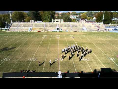 Music In The Castle 2011 - David Crockett High School