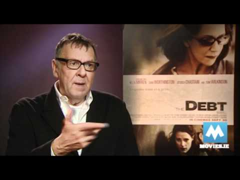 Tom Wilkinson - Star of The Debt, The Kennedys & Mission: Impossible - Ghost Protocol