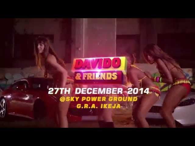 LIVE IN GIDI PRESENTS DAVIDO & FRIENDS